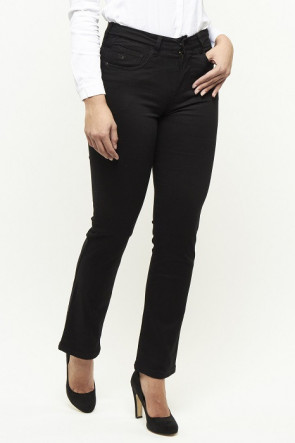 247 Jeans Rose T20 Stretch black twill
