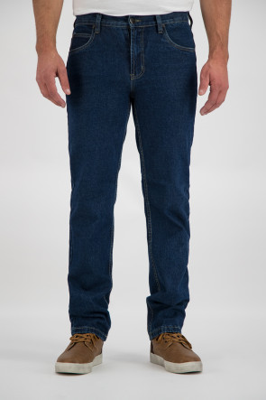 Baziz Jeans Mahogany D11 Medium blue